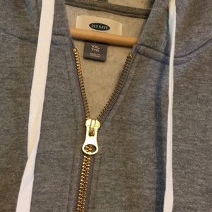 Old Navy Hoodie Heather Grey XXL